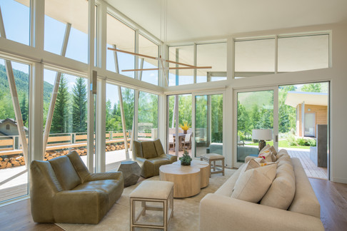 Natural Light Living Room