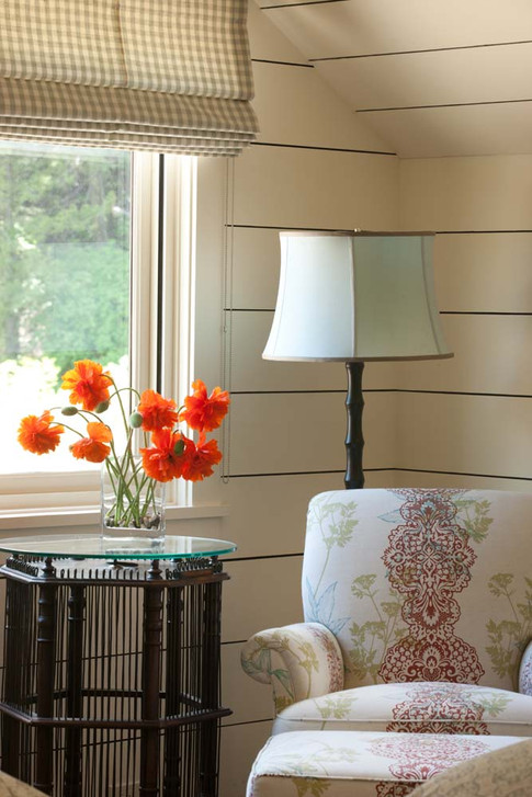 Poppies in Windowsill