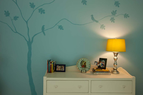 Whimsical Tree Wallpaper