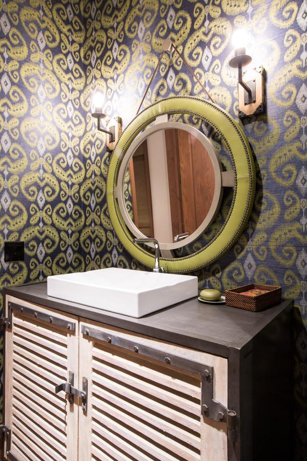 Pistachio Bathroom Accent