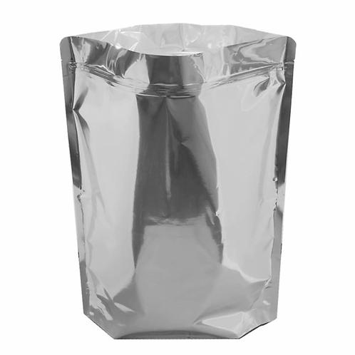 Stand-up aluminum foil zip bag
