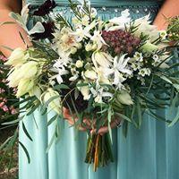 Autumn Bridesmaids Bouquet