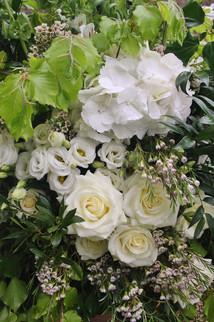 pring Wedding Flower Table Arrangements- Detail