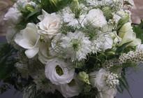 Spring Wedding Bridal Bouquets- Detail