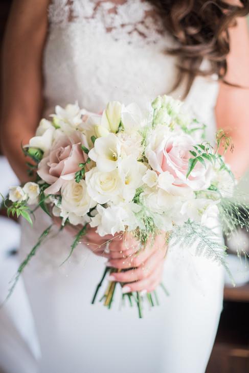June Brides Bouquet
