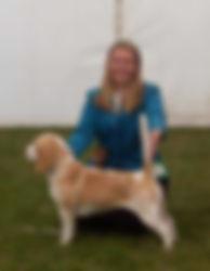 October 2009 Honey Driffield CC & BOB 1.