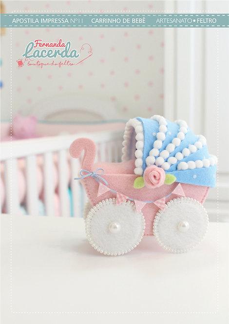 Apostila Impressa nº11 - Carrinho de Bebê