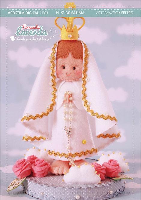 Apostila Digital nº04 - Nossa Senhora de Fátima