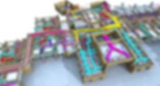 bim modelo 3d instalaciones
