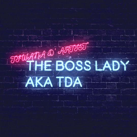 THE BOSS LADY AKA TDA Album Cover _1.jpg