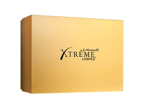Xtreme Lashes Deluxe Box - Gold