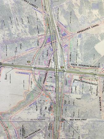 Bloomingdale Map
