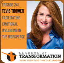 Podcast: Tevis Trower: Facilitating Emotional Wellbeing in the Workplace