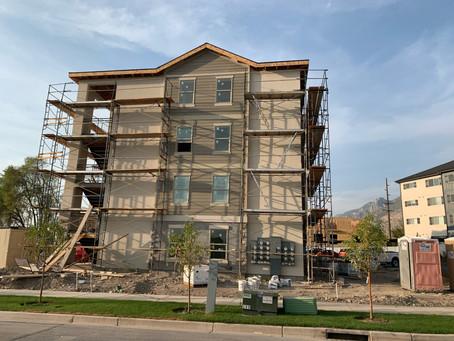 September Update: Color for Building B