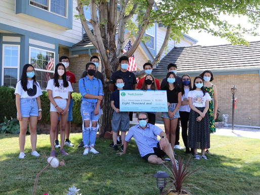 2020 Youth Creates Gala for a Cure