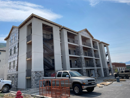 June Update: Building C is Nearing Completion