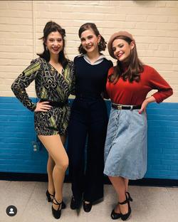 f. ens, Stephanie, and Pauline