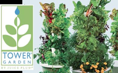 Tower Garden gardening system