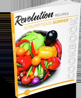 Scrumptious Summer Cookbook