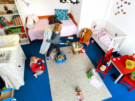 Amazing Tips on How To De-Clutter Your Kids Room