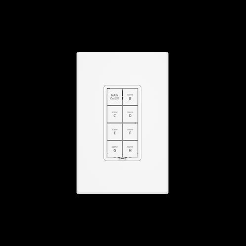 Tecla de pared 8 botones