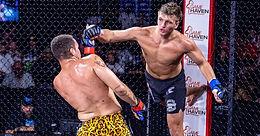 B2 Fighting Series 131 Little Rock