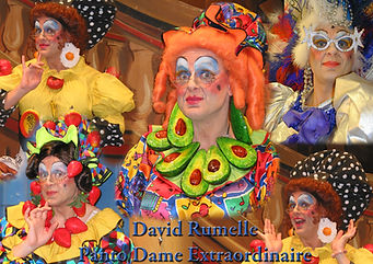David Rumelle-Panto Dame Extraordinaire