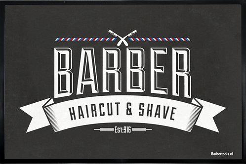 Barber deurmat