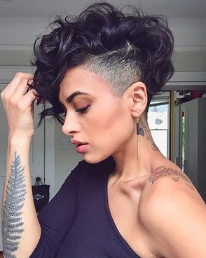 beautybyrachelrenaepaz-curly-shaved-hair