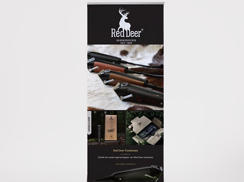 Red Deer Dealer Banner