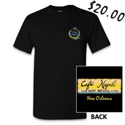 Mens T-Shirt Sign $20
