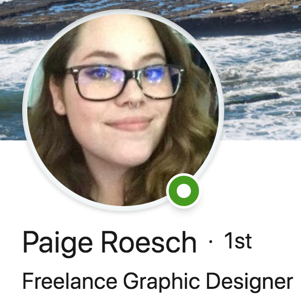 Graphic Design Student