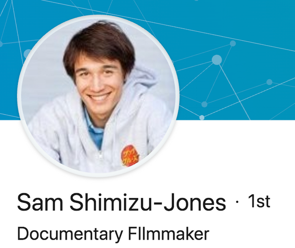 Video Production Student