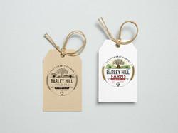 Barley Hill Hang Tags
