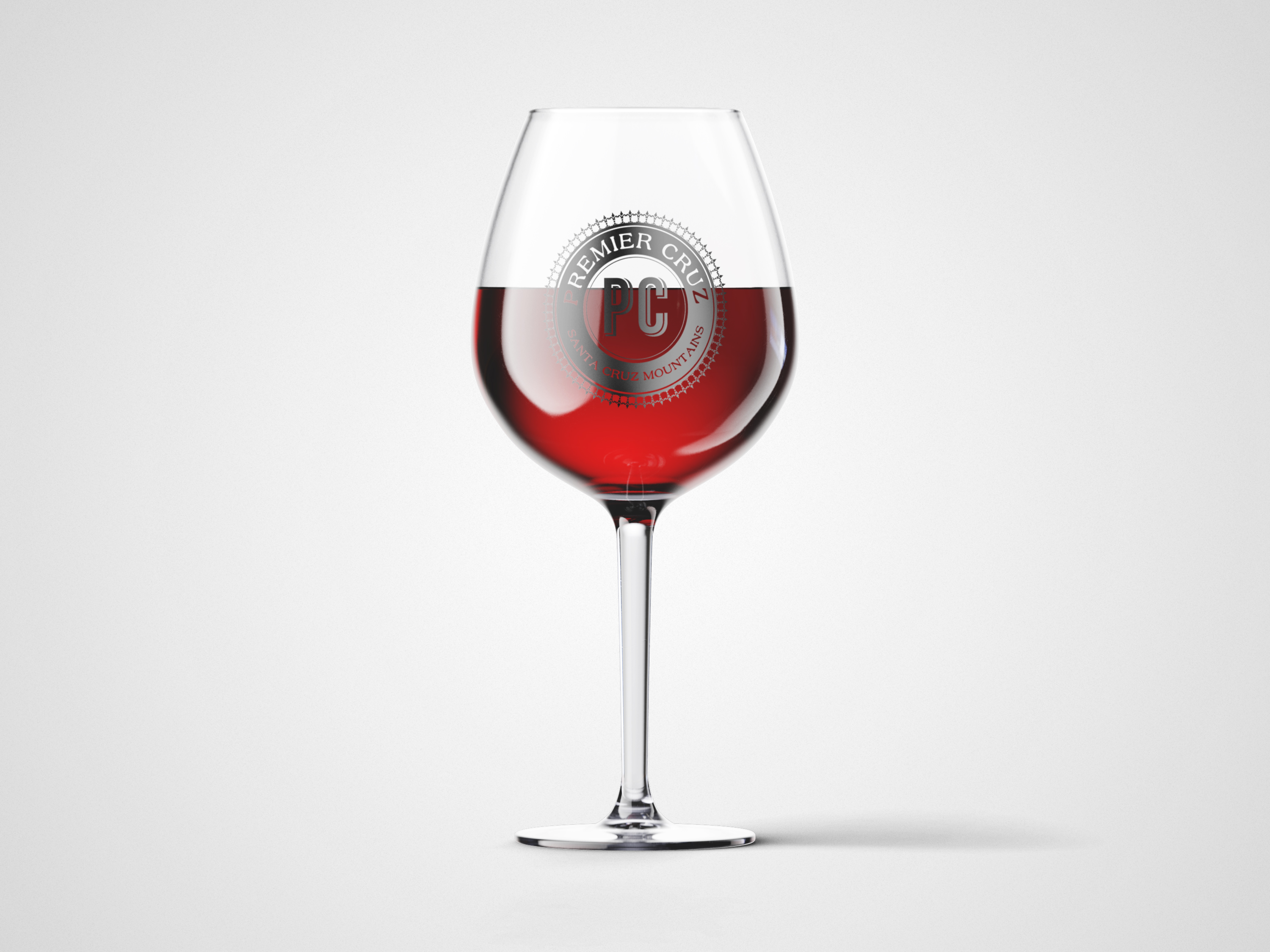 Premier Cruz Wine Glass