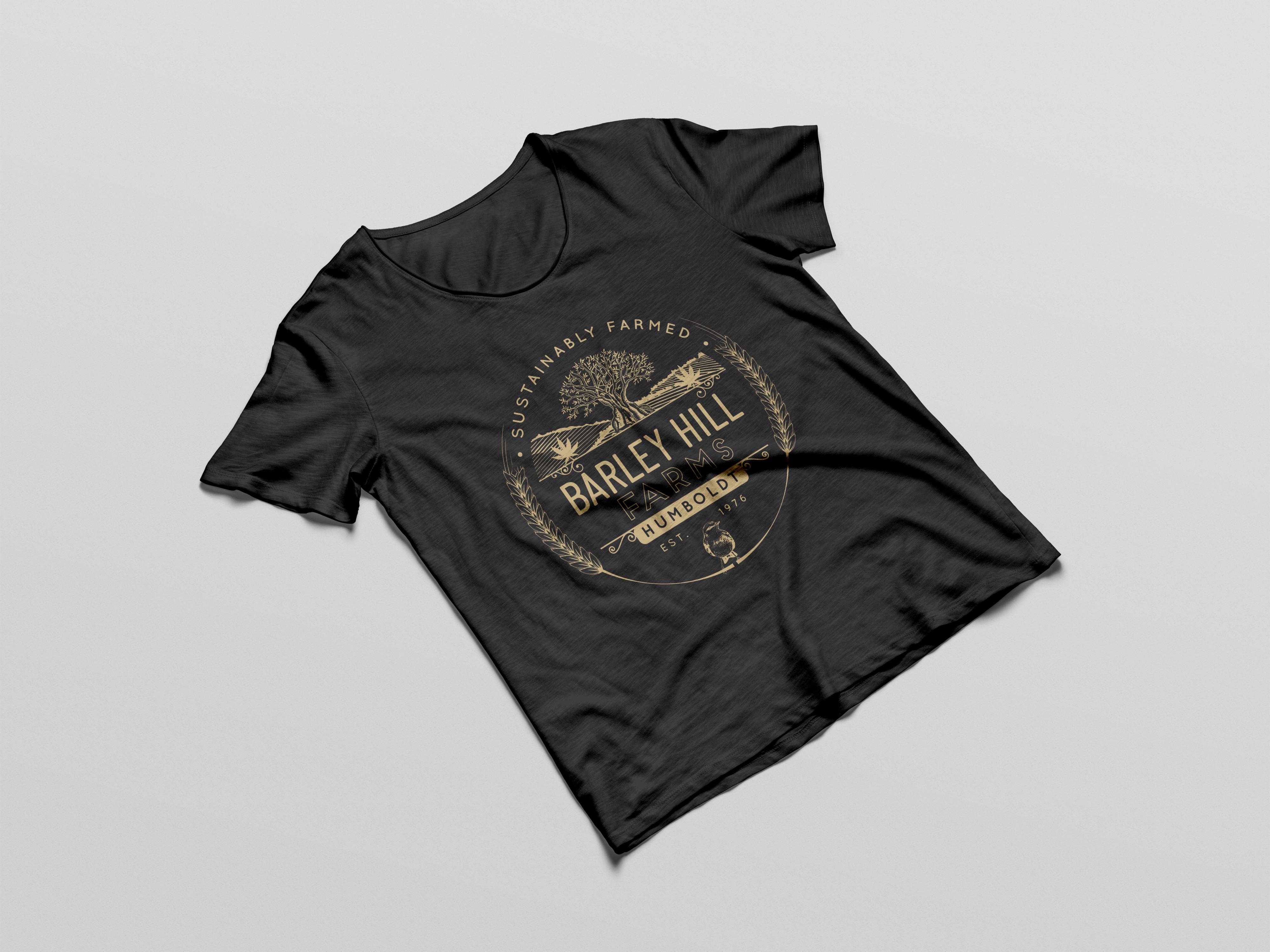 Barley Hill Shirt