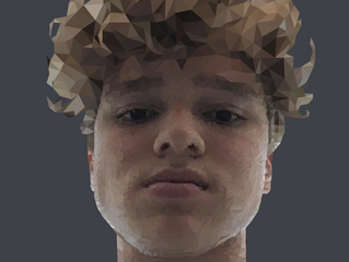 Check out these Low Poly Harbor Student Portraits