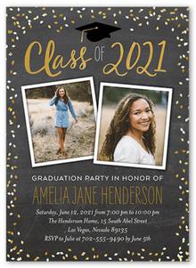 GD2: Make your own graduation announcement
