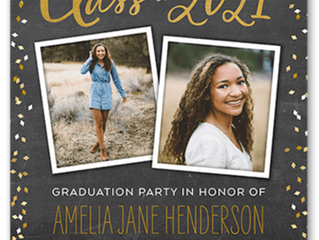 GD2: Make your own graduation announcement
