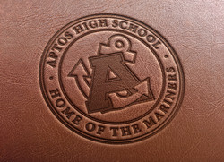 Leather Logo