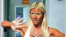 How to Remove a Spray Tan Nightmare