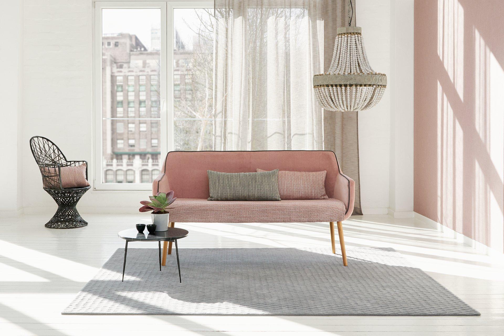 Sofa / Polsterstoff von JAB Anstoetz