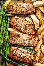 Salmon. Mado's kitchen.com