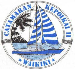 Catamaran Kepoikai II