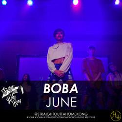 BOBA - June