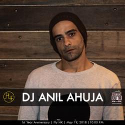 DJ Anil Ahuja