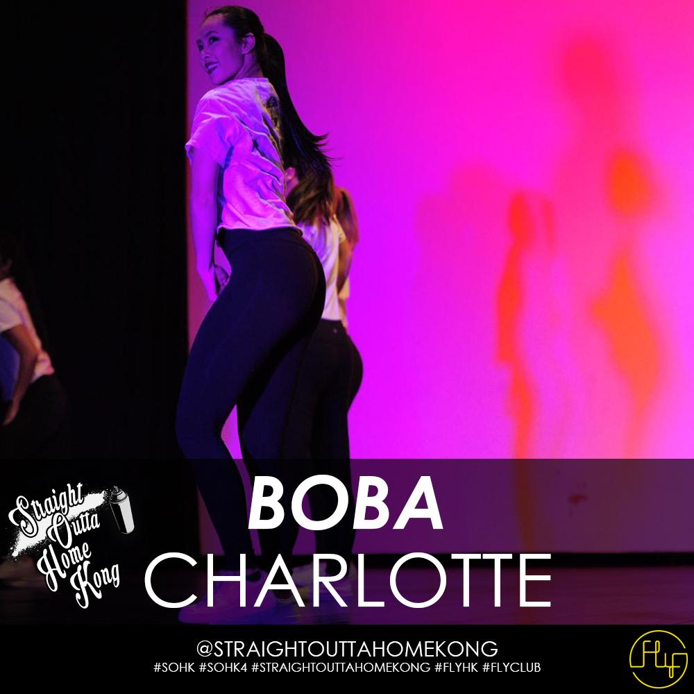 BOBA - CHARLOTTE