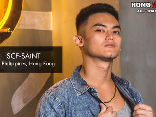 Hong Kong ALL STAR CYPHER (Official Music Video - OUT NOW!)