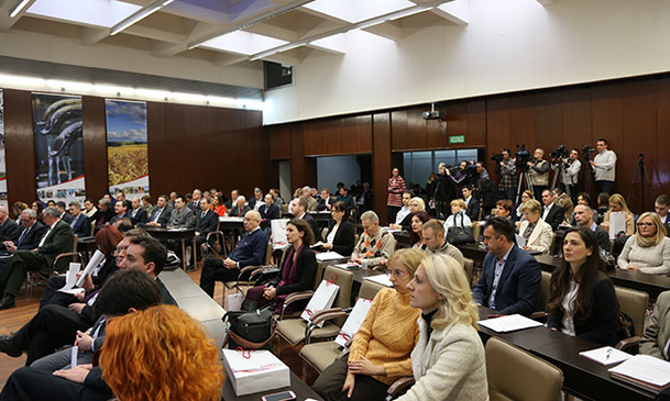 The Road of Silk - conference in Belgrade