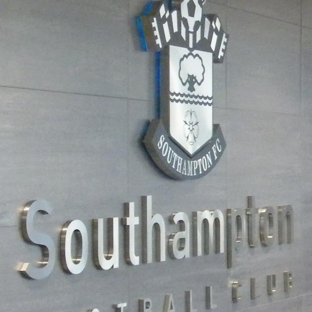 Sothampton FC Reception